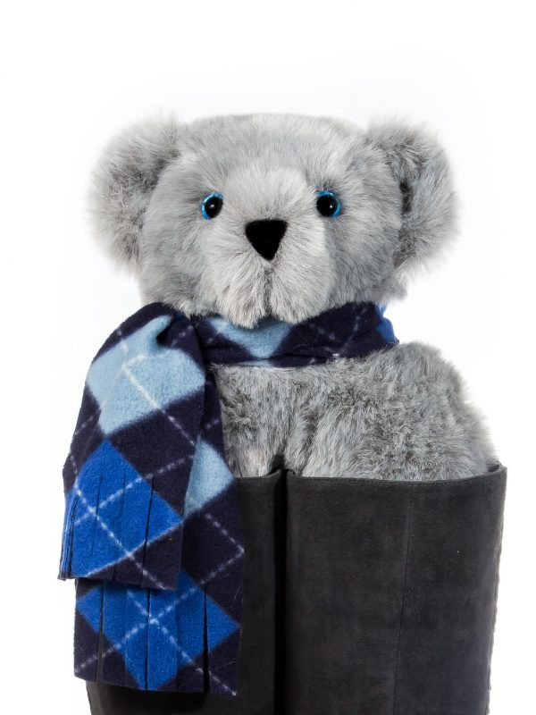 Smokey Gray Bear - Front